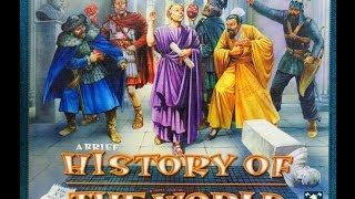 新旧の歴史の違いをチェック - 「A Brief History of the World」レビュー