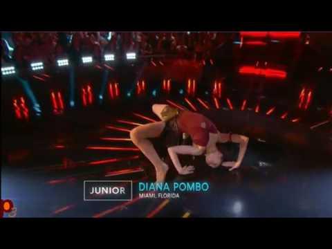 did diana pombo win world of dance