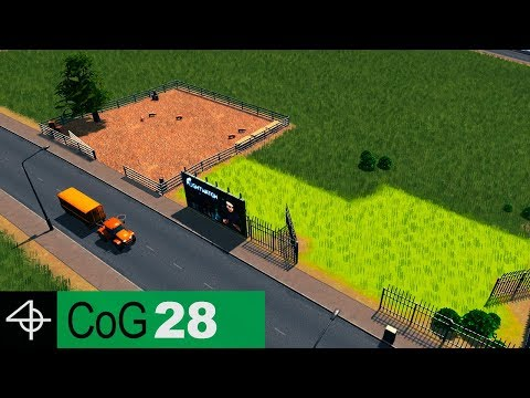 New Farming District | Cities: Skylines – City of Gardens SC