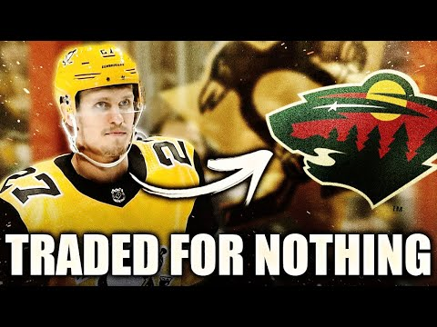 PITTSBURGH PENGUINS & MINNESOTA WILD TRADE FOR ALMOST NOTHING (Nick Bjugstad NHL Trade News 2020)