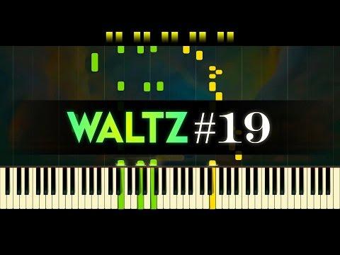 Waltz in A minor, Op. posth. // CHOPIN