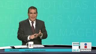 Puebla regreso a clases || Noticias con Juan Carlos Valerio