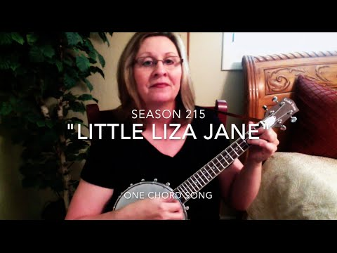 Little Liza Jane - Elizabeth Mitchell Cover