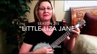 Little Liza Jane - Elizabeth Mitchell Cover
