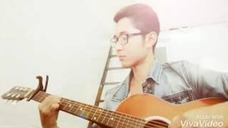 Yêu Một Người Có Lẽ - Lou Hoàng - Miu Lê cover guitar