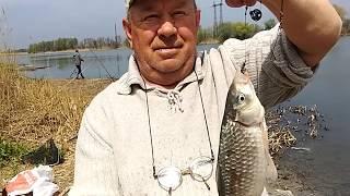 Рыбалка на Днестре друзей Днестр Маяки
