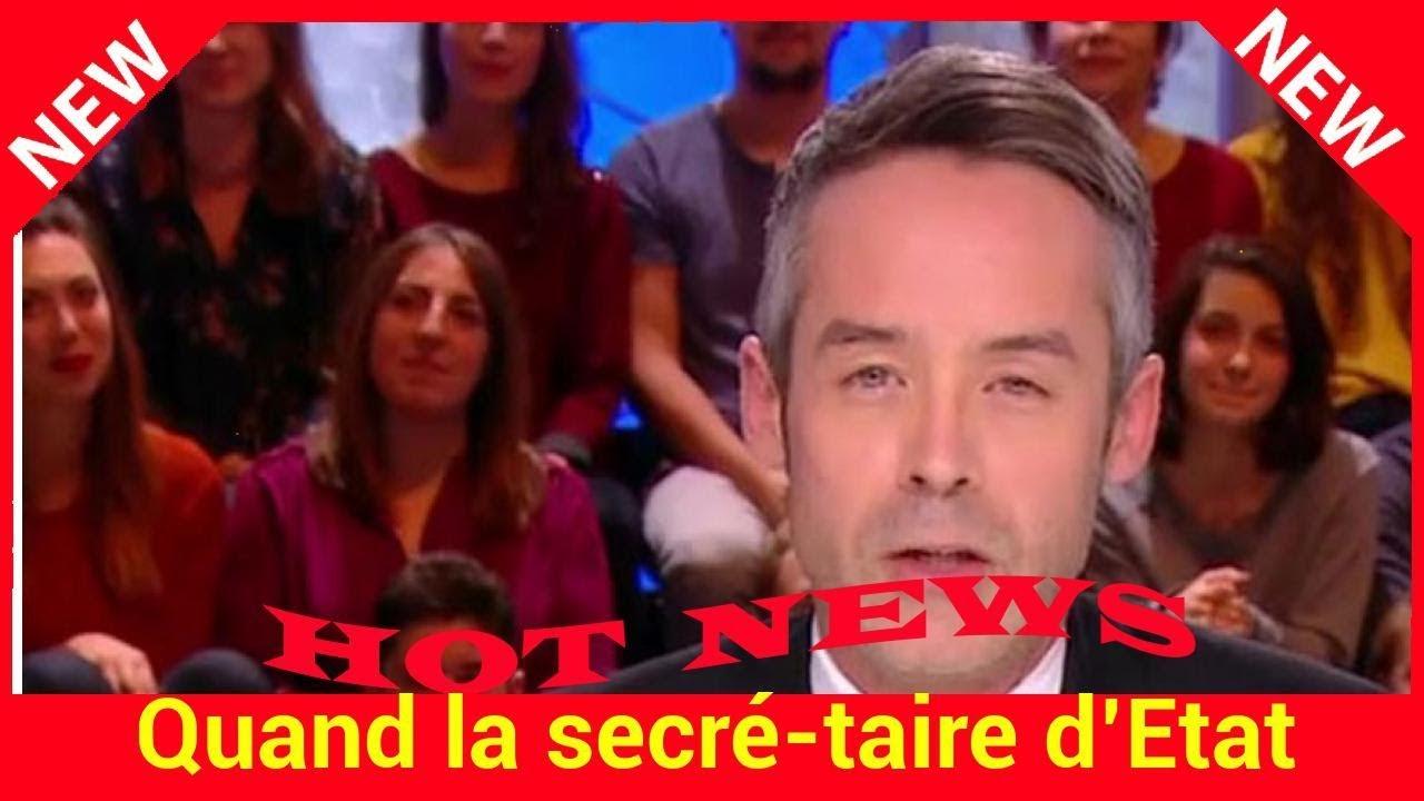 Quand La Secretaire D Etat Brune Poirson Se Paie Yann Barthes Sur Twitter
