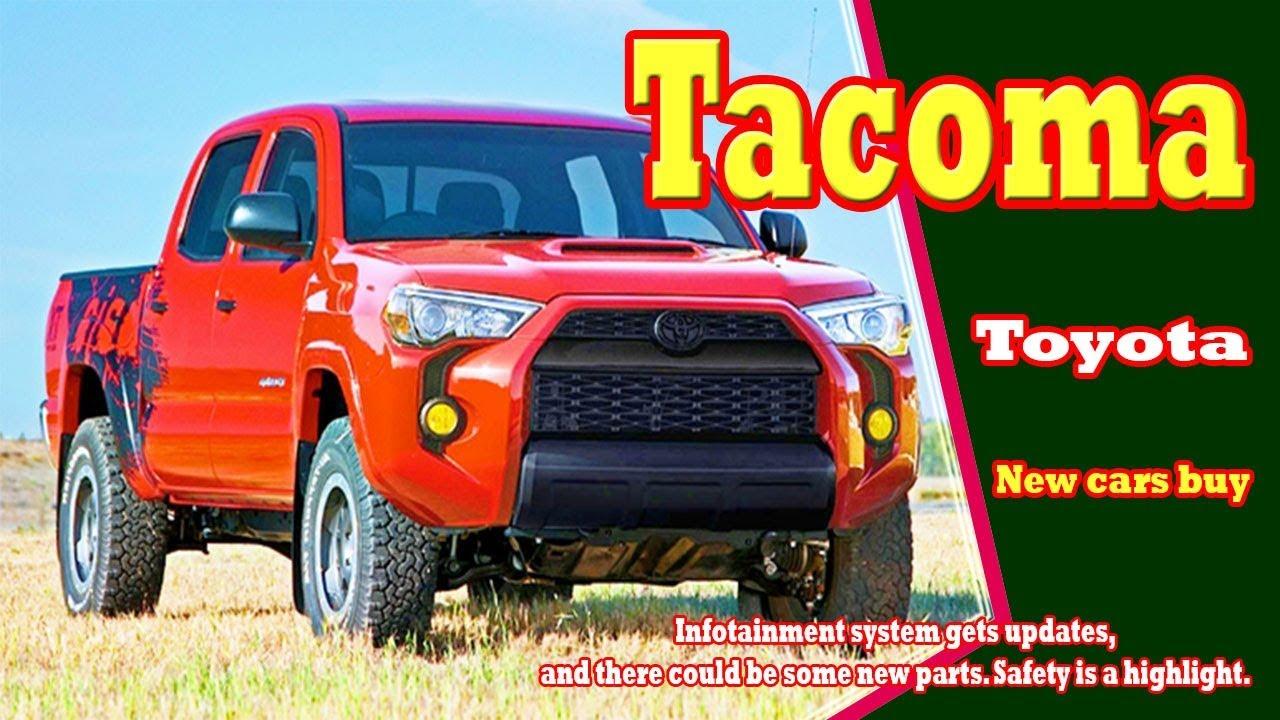 2019 Toyota Tacoma 2019 Toyota Tacoma Diesel 2019