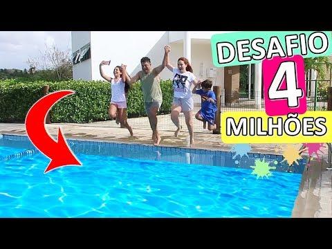 DESAFIO 4 MILHÕES DE BAGUNCEIROS - Bela Bagunça