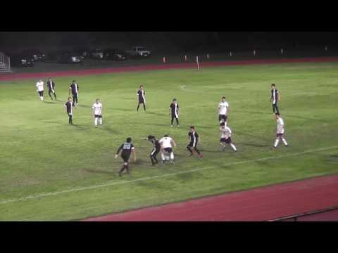 2017 King Kekaulike HS v Kamehameha Schools Maui MIL Boys Soccer 1st Half