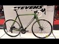 2017 Stevens Super Prestige Di2 Disc Bike - Walkaround - 2016 Eurobike