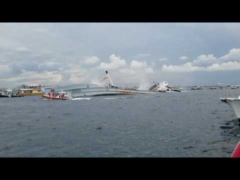 Sinking of the Lady Luck, Pompano Beach, FL