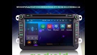 Installation autoradio Android et caméra de recul sur une Volkswagen
