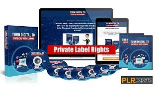 Digital to physical with kunaki plr review demo bonus - 20 part video series by experts team