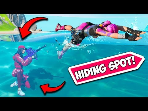 *unfair* Underwater Hiding Spot!! – Fortnite Funny Fails And Wtf Moments! #721