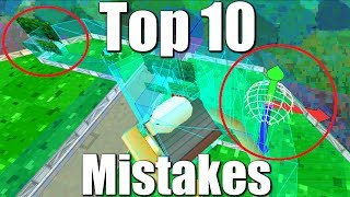Top 10 Mistakes in Paper Mario