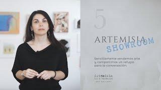 Showroom V - Visita guiada - Grupo artístico Art-Tra Barcelona
