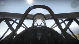 "War Thunder - Fiat CR 42 Falco ""Falcon"""