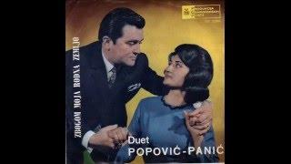 Duet Popović Panić   Zbogom moja rodna zemljo