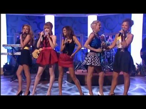 Girls Aloud   Can't Speak French Live Performance on Paul O'Grady
