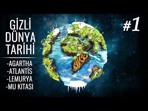 ATLANTIS and LEMURIA-1│ Lurking Real World History! • (Agartha, Mu Continent)