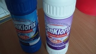 Produkttest DanKlorix Test 1