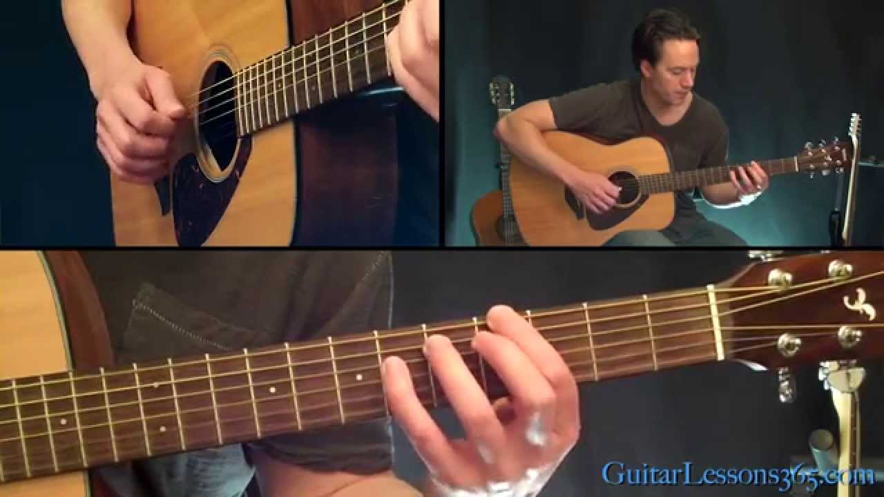 how to play stay with me on guitar easy