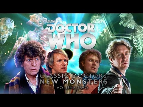 Download Youtube: Classic Doctors Meet New Monsters! - Doctor Who