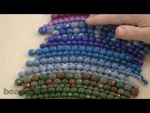 Show & Tell: Czech Glass Snake Beads