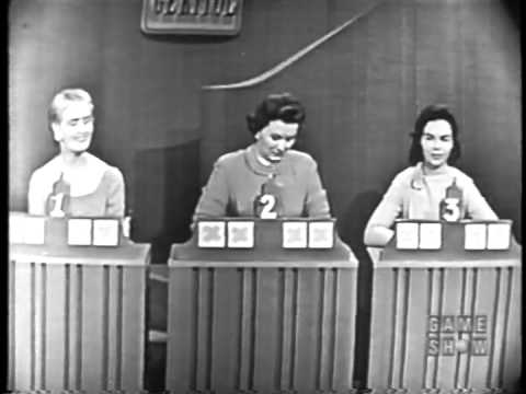 To Tell the Truth - Don Rondo; Miss America 1927; PANEL: Betty Furness, Glenn Ford (Feb 5, 1957)