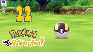 ULTRA(SŁABY)BALL [#22] Pokemon: Let's GO Pikachu!