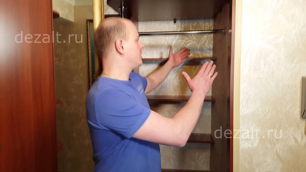шкафы купе фото зазоры между дверьми часть нашего