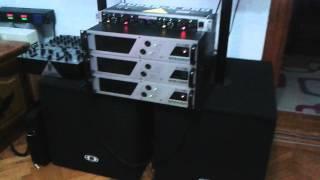 Test Sound System