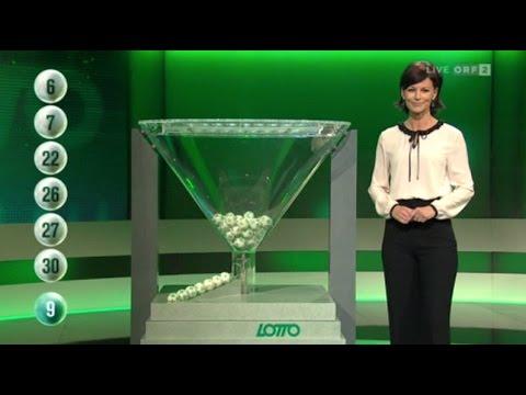 Lotto 6 Aus 45 Und Joker Vom 17 Jan 2016 In Orf2 Youtube