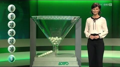 Lotto 6 aus 45 und Joker vom 17. Jan 2016 in ORF2
