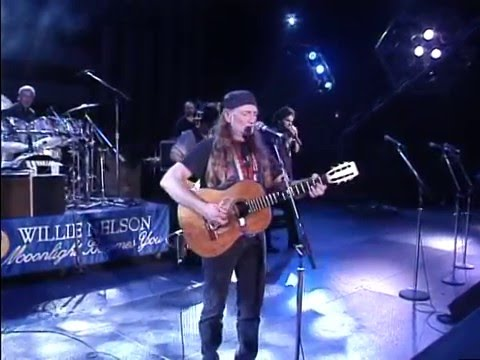 Willie Nelson - Always on My Mind/To All the Girls I've Loved Before/I'll Fly Away (Farm Aid 94)