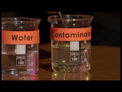The New Inventors ABC TV   Water Watch Water in Fuel Alarm System 2