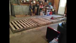 How To Make Wood Pallets Into Firewood