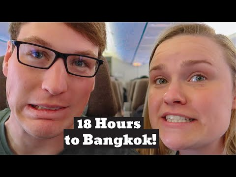 China Eastern Airlines | SFO to BKK | First Travel Day | Economy Class