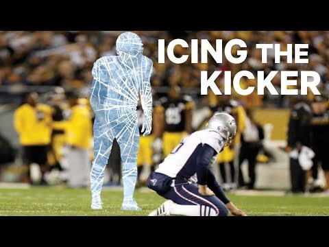 Sports Explained: Does icing the kicker in the NFL actually work?