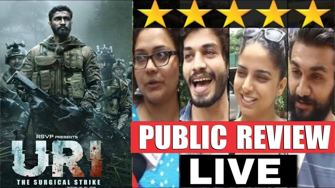 Uri Movie Public Review Box Office Collection Vicky Kaushal