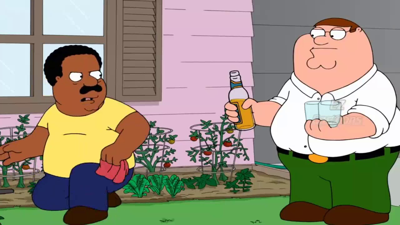 Download Peter is arrested because Clevelands son
