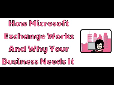 How Microsoft Exchange Works and Why Your Business Needs It
