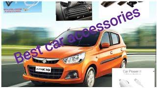 car accessories must have | | car ke liye important accessories | best car accessories // Alto k10