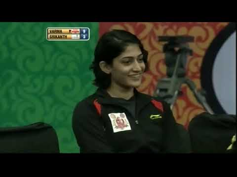 K Srikanth Vs Saurabh Verma | Men's Singles | Awadhe Warriors Vs Pune Pistons 2013