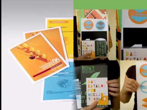 Creative booklet decorating ideas - YouTube