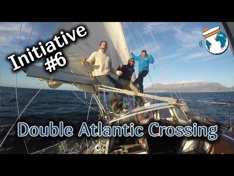 #6 - Double traversée de l'Atlantique vers le Cap de Bonne-Espérance