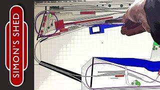 N Gauge Model Railway Layout Update: Shed Valley Railway 2