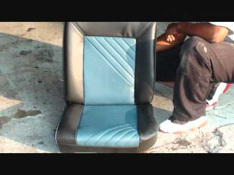 J.R. CUSTOMZ   (CUSTOM UPHOLSTERY: FABRICATION : MOBILE AUDIO