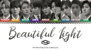 Download lagu SF9 - Beautiful Light Lyrics [Color Coded-Han/Rom/Eng]